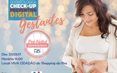 Campanha Nacional – Check-up Preventivo Gestantes